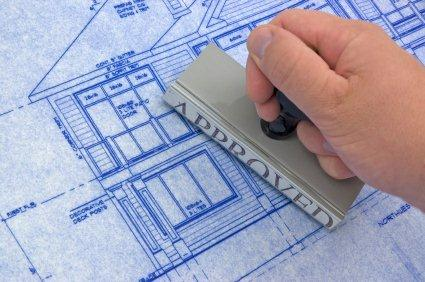 Architect stamp